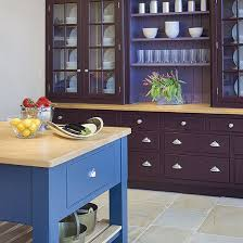 paint ideas for kitchens painted kitchens ideal home