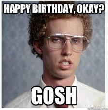 Happy Birthday Meme Tumblr - fresh birthday meme tumblr happy birthday napoleon dynamite memes