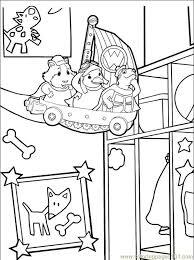 pets 014 3 coloring free pets coloring