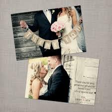 wedding thank you cards elegant thank you card for wedding