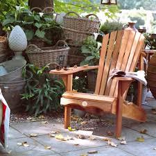 Western Red Cedar Outdoor Furniture by Western Red Cedar Bear Chair