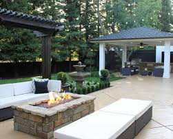 backyard deck ideas ground level home u0026 gardens geek