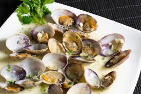cuisiner des palourdes fraiches délicieuses palourdes fraîches cuisiner avec des fruits de mer