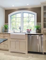 Kitchen Apron Sink White Farmhouse Kitchen Sink Visionexchange Co