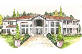 Mediterranean Style House Plans by Mediterranean House Plans Veracruz 11 118 Associated Designs
