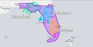 West Coast Of Florida Map by Miami Maps Curbed Miami