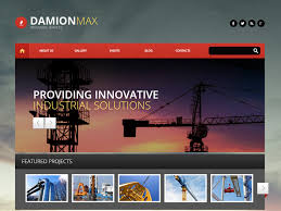 21 industrial engineering u0026 manufacturing wordpress themes 2017