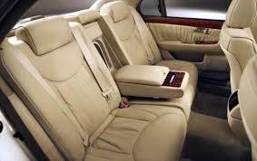 lexus sedan models 2005 2005 lexus ls 430 information and photos zombiedrive