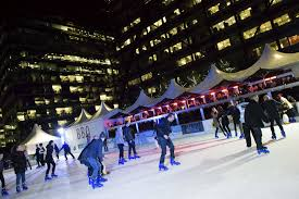 broadgate ice rink things to do in london