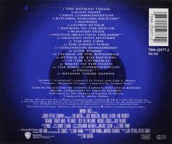 danny elfman danny elfman batman original motion picture score