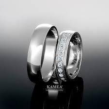 kamea svadobne obrucky platinové obrúčky 13 087pt kamea