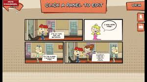 Design Your Own House Game by The Loud House Game On Nickelodeon Nick Create Your Own