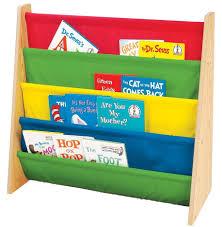 Fabric Sling Bookshelf 11 Kids Bookshelf Ideas For Bedrooms And Classrooms