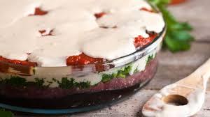 cuisine grecque moussaka recette de moussaka sans lactose l express styles