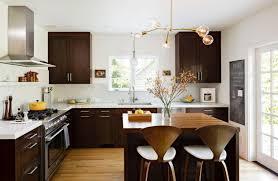 cuisine en bois moderne cuisine en bois moderne contemporaine fonce blanc lzzy co