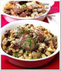 cuisiner foie de volaille foie de volaille pomme de terre aubergine