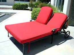 Chaise Lounge Cushion Sale Wrought Iron Chaise Lounge U2013 Airdreaminteriors Com