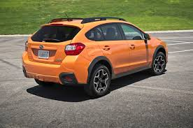 orange subaru impreza 2015 subaru xv crosstrek information and photos zombiedrive