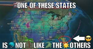Florida Winter Meme - the florida winter