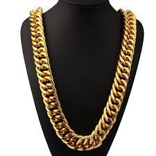 mens cuban link necklace images Fashion hip hop chains for men cuban link chains gift dj style jpg