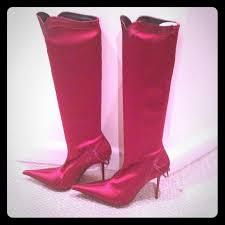 s boots 50 50 gianmarco lorenzi boots gianmarco lorenzi satin knee