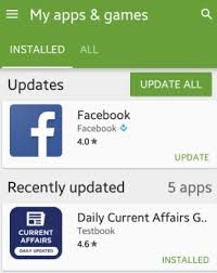 how to update apps android how to update apps android phone or tablet