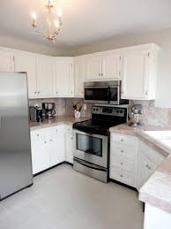 how to refinish painted kitchen cabinets cabinet door refacing how to paint laminate cabinets without