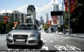 Audi Q5 65 Plate - gallery 2013 audi q5 and q5 hybrid unveiled quattroworld