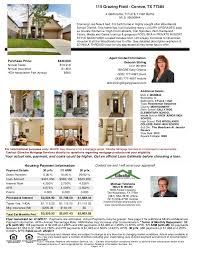 Estimating A Mortgage Payment by Gibraltar Mortgage Open House Flyers By Michael Timmons