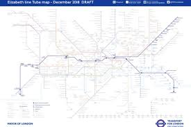 New London Ct Map When Will The Elizabeth Line Open Where Will The Former Crossrail