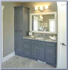 modern bathroom storage ideas best bathroom vanity storage ideas on bathroomelegant tower in