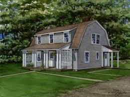Cape Cod Cottage Plans Cape Cod Architecture So Replica Houses