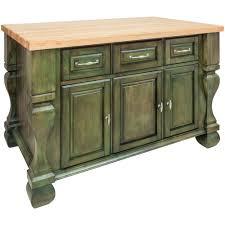 antique green kitchen cabinets islands aqua green jeffrey alexander isl01 aqu