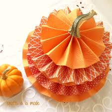 diy paper pumpkins 9 ideas for creative thanksgiving and