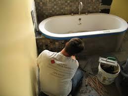 bathtub repainting bathtub paint