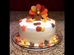 thanksgiving cake decorating ideas
