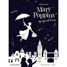mary poppins up up and away hardcover hu00e9lu00e8ne druvert