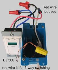 how to wire ej500 timer