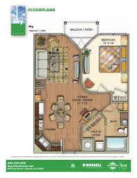 sky loft floor plans atlanta georgia