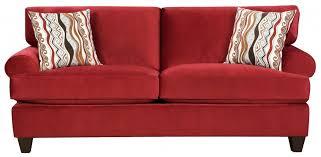Corinthian Sofa Jackpot Red Sofa 47b3 Sofas Furniture World Superstore