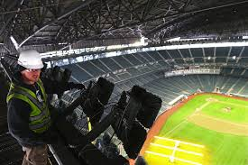 led ball field lighting safeco field will be illuminated with led lights the seattle times