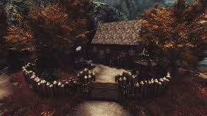 Mod Hous Holmwood House For A Vampire Hunter At Skyrim Nexus Mods And