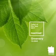how to use pantone u0027s 2017 color of the year u201cgreenery u201d ivy