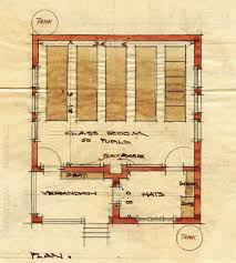 Floor Plan For Classroom Dalgety U2013 A Local History Study State Archives And Records Nsw