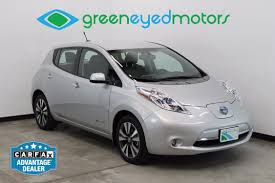 nissan leaf warranty 2013 2013 nissan leaf sl green eyed motors
