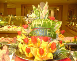 fruit centerpiece king creations fruit carvings