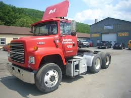 1995 ford l9000 tandem axle day cab tractor for sale by arthur