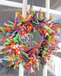 19 easy halloween wreaths you can actually make