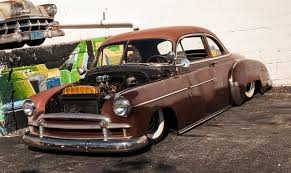 Rat Rods For Sale Cheap Vintageu Pick Company Miami Florida 1952 Chevy Coupe For Sale