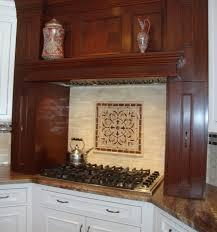 kitchen backsplash medallions backsplash medallions ramuzi kitchen design ideas
